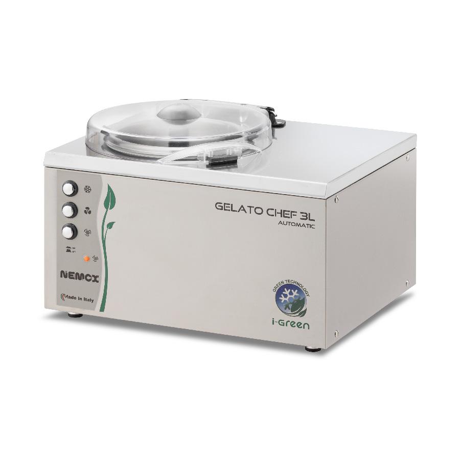 Gelato Chef 3L Automatic i-Green