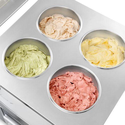 Sweet 4 Pozzetti con gelato