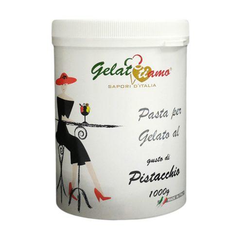 pasta pistacchio