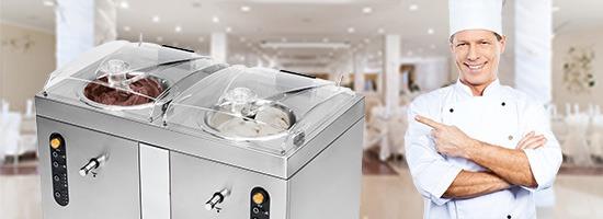 Macchine per gelato professionali